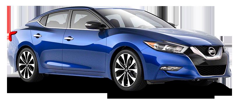 синий Nissan